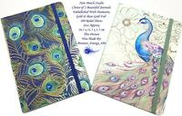 💙 Punch Studio Vtg Diamante Embellished Journal Diary Note Pad Books Memory New