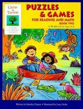 Gifted & Talented Puzzles & Games for Reading and Math Book Two: A Workbook for