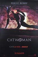 Catwoman (Zweiseitig Advance Imax ) (2004) Original Filmposter