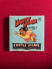 1950's, Mighty Mouse, 8MM Castle Film (Scarce)