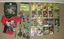Massive / Complete Ben10 / Alien Force / Omniverse DVD, Movies Set Collection
