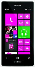 Nokia Lumia 521 8GB RM-917 White T-Mobile GSM Unlocked 4G LTE Smartphone