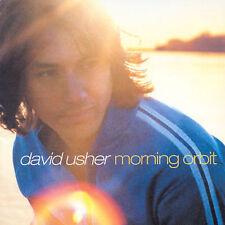 Morning Orbit by David Usher (CD, Jul-2001, Emi)
