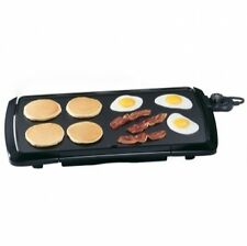 Presto cool touch electric griddle 07030. B