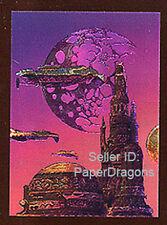 JOE JUSKO Series 1 - Metallic Storm Chase Card MS2 - John Carter of Mars