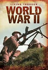 Langley, Andrew, World War II (Living Through. . .), Very Good Book