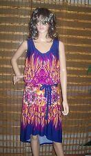FENN WRIGHT MANSON Asymetrical Hem Dress SIZE 14 NWT