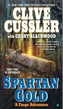Spartan Gold by Clive Cussler (2009, Paperback, Berkley) - Free USA Shipping!