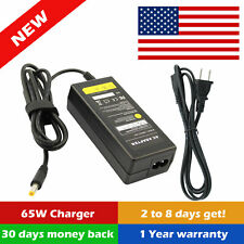 65W AC Adapter Charger For HP Pavilion DV9000 DV9500 DV9600 DV9700 Power Cord