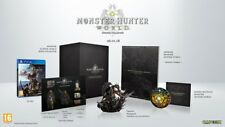 Jeu PS4 Monster Hunter World Edition Collector FR 100% NEUF