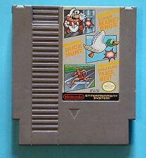 Super Mario Bros. / Duck Hunt / World Class Track Meet (Nintendo NES, 1988)