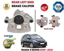 FOR MAZDA 5 1.8 2.0 2.0DT MPV CR 2005-2010 NEW REAR LEFT SIDE BRAKE CALIPER