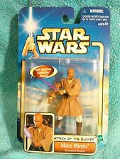 MACE WINDU Geonosian rescue '02#28 - Star Wars attack of the Clones figure