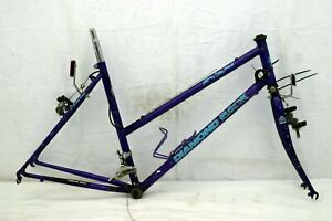 "1993 Diamondback Ambition MTB Bike Frame 20"" Large Cromo Steel USA Made Charity!"