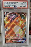 Pokemon Charizard VMAX PSA 10 Re-Pack *Read Description*