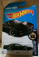 1. Hot Wheels KNIGHT RIDER K.I.T.T. KITT - El coche Fantástico. TV Series '80s