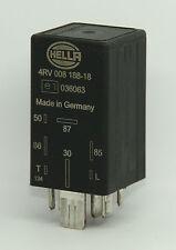 HELLA Relais Nr. 4RV008188-18 Glühzeit-Steuergerät VW T3 T4 036063