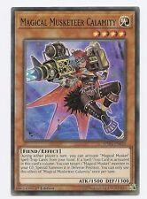 Magical Musketeer Calamity SPWA-EN020 Super Rare Yu-Gi-Oh Card 1st Edition New