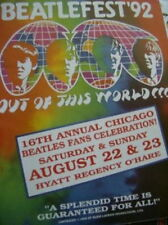 Beatlefest '92 Catalog 16th Annual Chicago