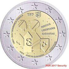 PRESALE - PORTUGAL 2 EURO commemorative 2017 - Public security - UNC