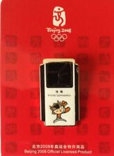 OFFICIAL BEIJING OLYMPIC MASCOT ARTISTIC GYMNASTICS PICTOGRAM PIN