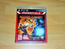 JEU PS3 ESSENTIALS COMPLET MORTAL KOMBAT