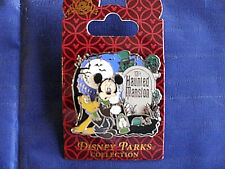 Disney * HAUNTED MANSION - CEMETERY CARETAKER MICKEY &...