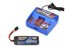 TRA2992 Charger & 7.4V 2S 5800mah LiPo Battery Combo