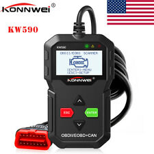 OBD2 Scanner Auto Car Diagnostic EOBD Vehicle Car Engine Fault Code Reader KW590