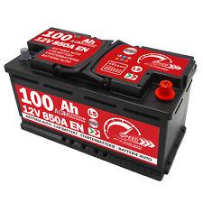Batteria Speed 100Ah AGM 850A Start&Stop 12V = Varta 595 901 085