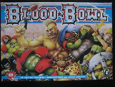 Blood Bowl Deuxieme Edition 2nd Games Workshop Citadel Warhammer 1987 Boite FR