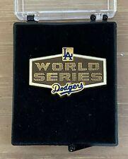 VINTAGE 1978 MLB LOS ANGELES DODGERS WORLD SERIES BASEBALL PRESS PIN by BALFOUR