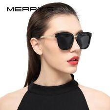 Polarized Cat Eye Metal Frame Sunglasses & Sunglasses Accessories for Women