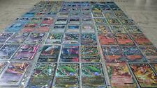 100 verschiedene deutsche Pokemon Karten mit GX