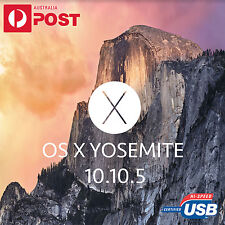 yosemite 10.10.5 mac osx usb installer macbook pro air imac repair fix bootable
