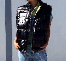H&M Padded Puffer Vest Jacket Womens xs New