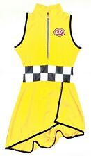 Dance Creations Womens Large Dress STP Oil Logo Sleeveless Indianapolis 500 RARE