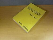 Fanuc Series 30i/31i/32i Model A Parameter Manual (11968)