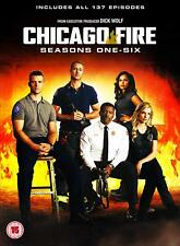 Chicago Fire the Complete Seasons Series 1, 2, 3, 4, 5 & 6 DVD Box Set New R4