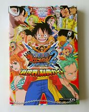 ONE PIECE GIGANT BATTLE 2 New World [ Nintendo DS ] Guidebook Japan