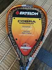new unused ektelon cobra 950 aerolite alloy racquetball raquet 3 5/8 racquet