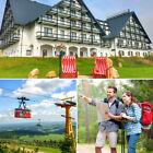 3 Tage Kurzurlaub im Erzgebirge 4★ Alpina Lodge Hotel Oberwiesenthal 2 Personen