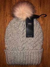 8e2405a6d Marks and Spencer Women's Pom Pom Hats for sale | eBay