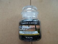 Yankee Candle Small Jar - Black Coconut