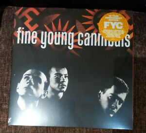 Fine Young Cannibals Limited Edition Red Vinyl LP 2020 Reissue