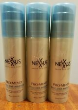 3 Nexxus  Hair Care Pro-Mend Split End Binding Straightening Lotion $15.00 each