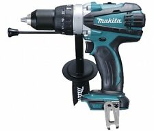 MAKITA DHP458 18V CORDLESS HAMMER DRILL DRIVER (BODY ONLY) WITH MAK-PAC CASE