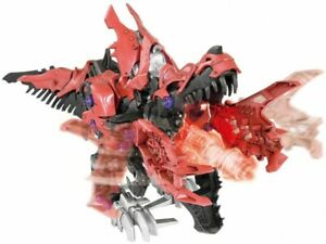 Takara Tomy Action Figure Zoids Wild ZW12 Death-Rex (XL size) Japan