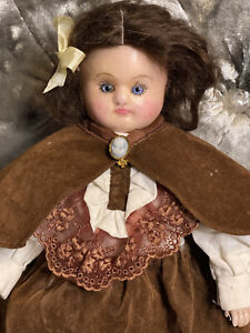Antique Extremely Rare Early Wax Head Cuno & Otto Dressel Doll SALE