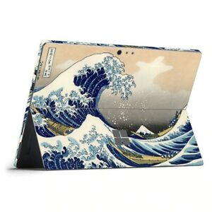 The Great Wave Skin Sticker Cover Decal Wrap For Microsoft Surface Pro 3 4 5 6 7